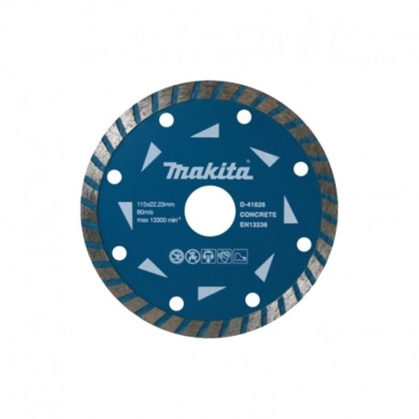 Makita D-61167 Kotouč diamantový 125mm TURBO