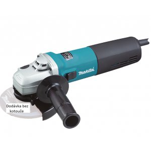 Makita 9557HNRG Úhlová bruska 115 mm