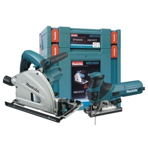 Makita MEU029J Sada SP6000J+4351FCTJ, Makpacy